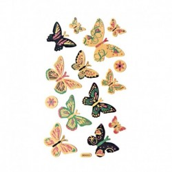 Samolepky na dekorovanie – Motýľ