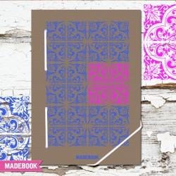 MADEBOOK zápisník A5 – GRÉCKO prvé