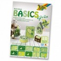 Motívový blok BASICS – zelený