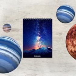 Špirálový blok A7 – ASTRO hviezdy