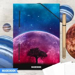 MADEBOOK zápisník A5 – ASTRO strom