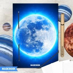 MADEBOOK zápisník A5 – ASTRO mesiac