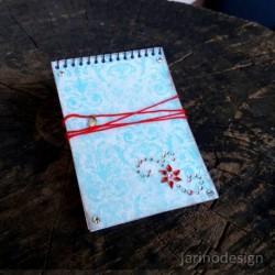 Zápisník špirálový A6 – ROMANCA