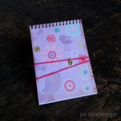 Zápisník špirálový A6 – VTÁČIK