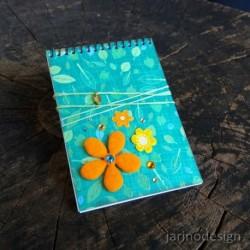 Zápisník špirálový A6 – LISTY