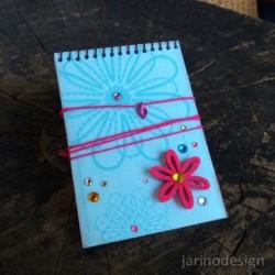 Zápisník špirálový A6 – LÚKA