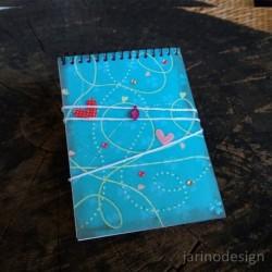 Zápisník špirálový A6 – CESTY