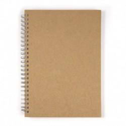 Zápisník špirálový A5 – 2 kusy
