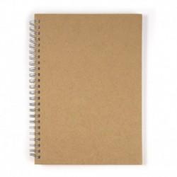 Zápisník špirálový A6 – 3 kusy