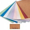 Papier s metalickými vláknami - medený
