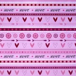 Dizajnový papier - Love