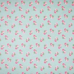 Papier motívový ruže