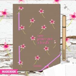 MADEBOOK kniha A5 - som princezná